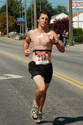 Andrew Sonntag, 3rd overall