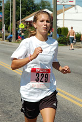 Kendra Pomfret, 2nd woman
