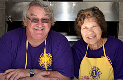 Lions Club Concession